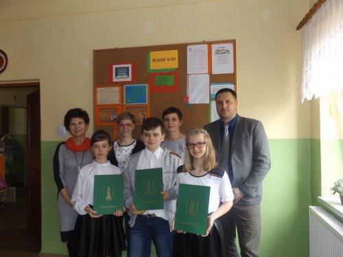 Stypendium Gminy Mokrsko